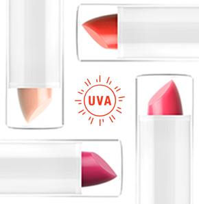 Lip balm color SPF-50